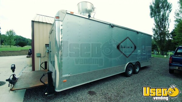 2017 Freedom Trailer All-purpose Food Trailer Maryland for Sale