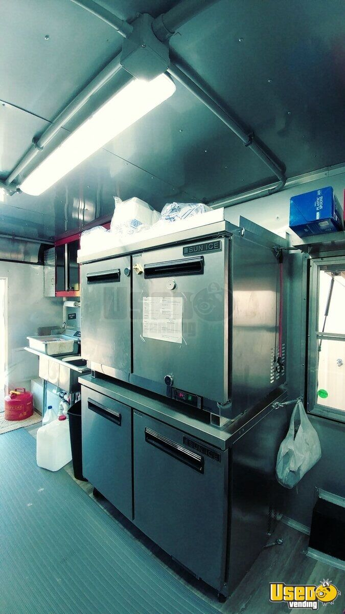 2017 Freedom Trailer All-purpose Food Trailer Steam Table Maryland for Sale - 15