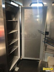 2017 Freedom Trailer Kitchen Food Trailer Exhaust Hood Wyoming for Sale