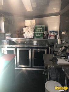 2017 Freedom Trailer Kitchen Food Trailer Refrigerator Wyoming for Sale
