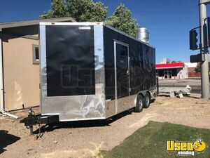 2017 Freedom Trailer Kitchen Food Trailer Spare Tire Wyoming for Sale