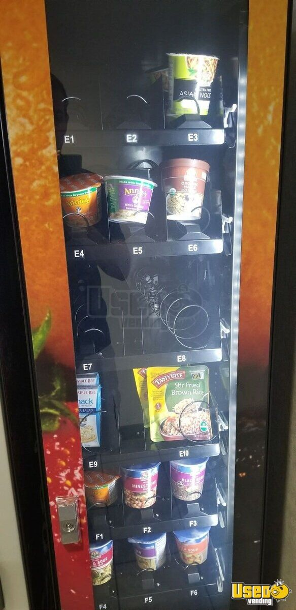 2017 Hy900 Entree Side Healthy You Vending Combo 2 California for Sale - 2