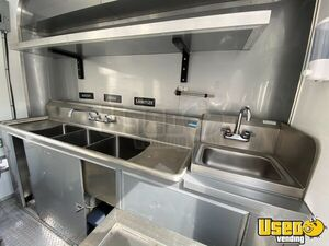 2017 Ice Cream Concession Trailer Ice Cream Trailer Prep Station Cooler Florida for Sale