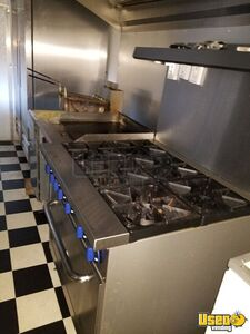 2017 Kitchen Food Trailer Air Conditioning Louisiana for Sale