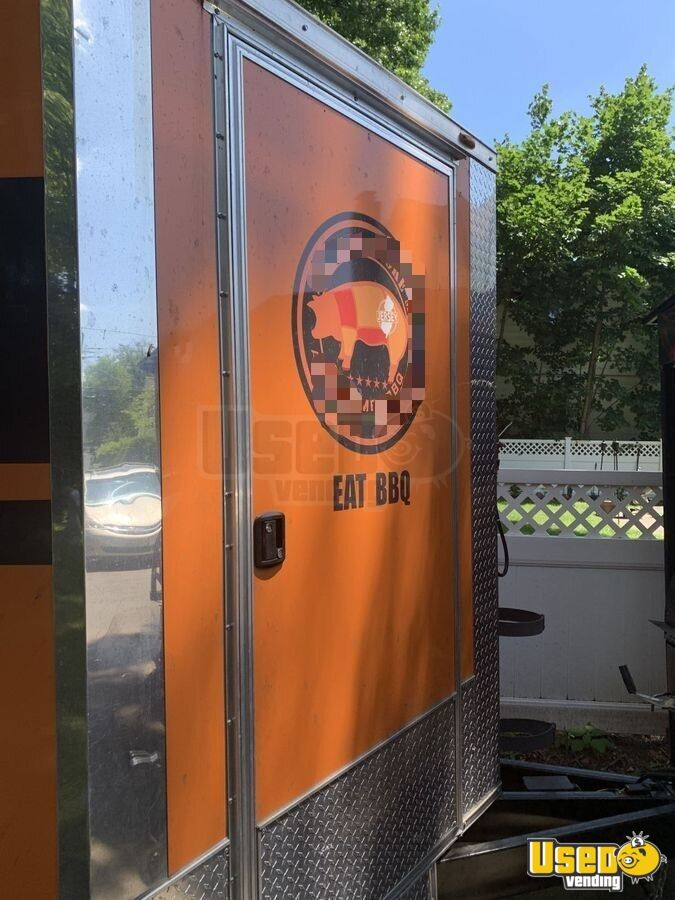 2017 Kitchen Food Trailer Cabinets New Jersey for Sale - 3