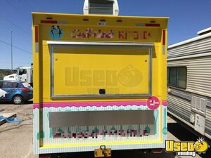 2017 Kitchen Food Trailer Concession Trailer Diamond Plated Aluminum Flooring Utah for Sale