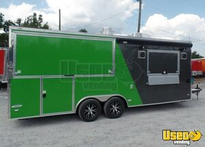 2017 Kitchen Food Trailer Concession Window North Carolina for Sale