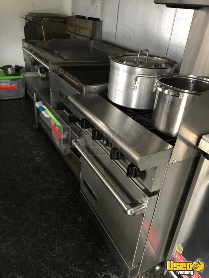 2017 Kitchen Food Trailer Generator New Jersey for Sale - 7