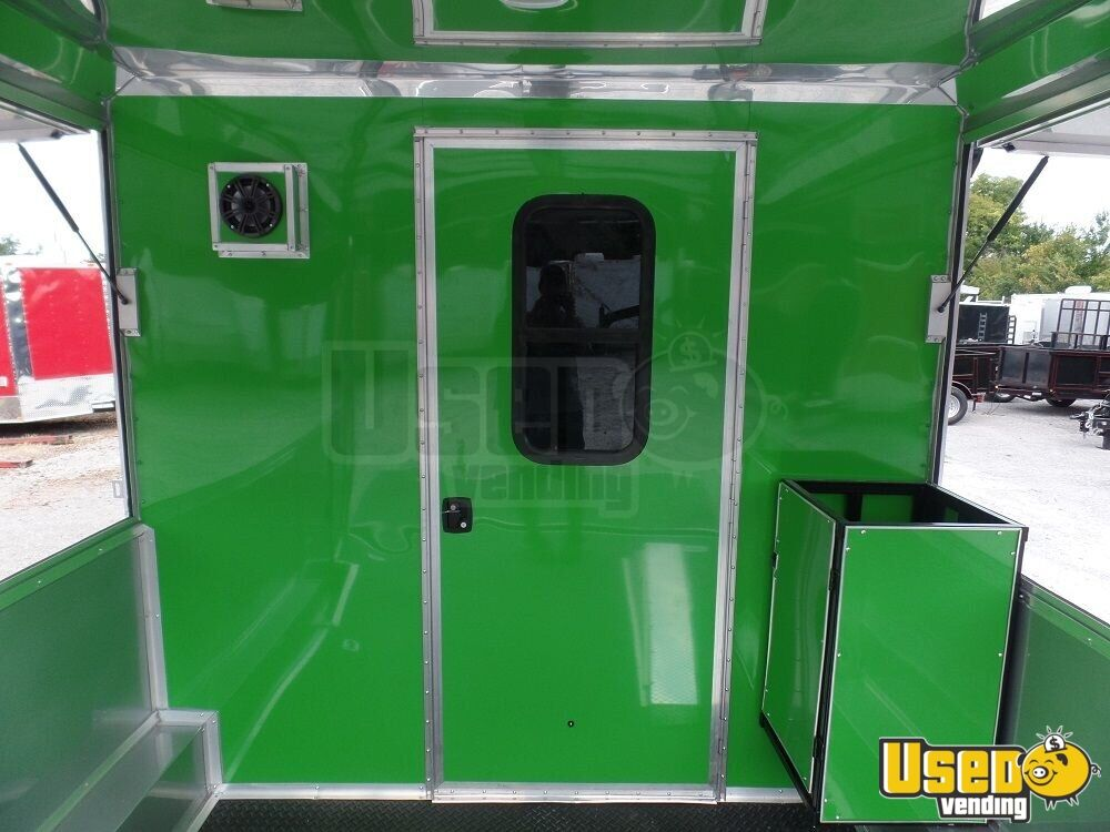 2017 Kitchen Food Trailer Insulated Walls North Carolina for Sale - 4