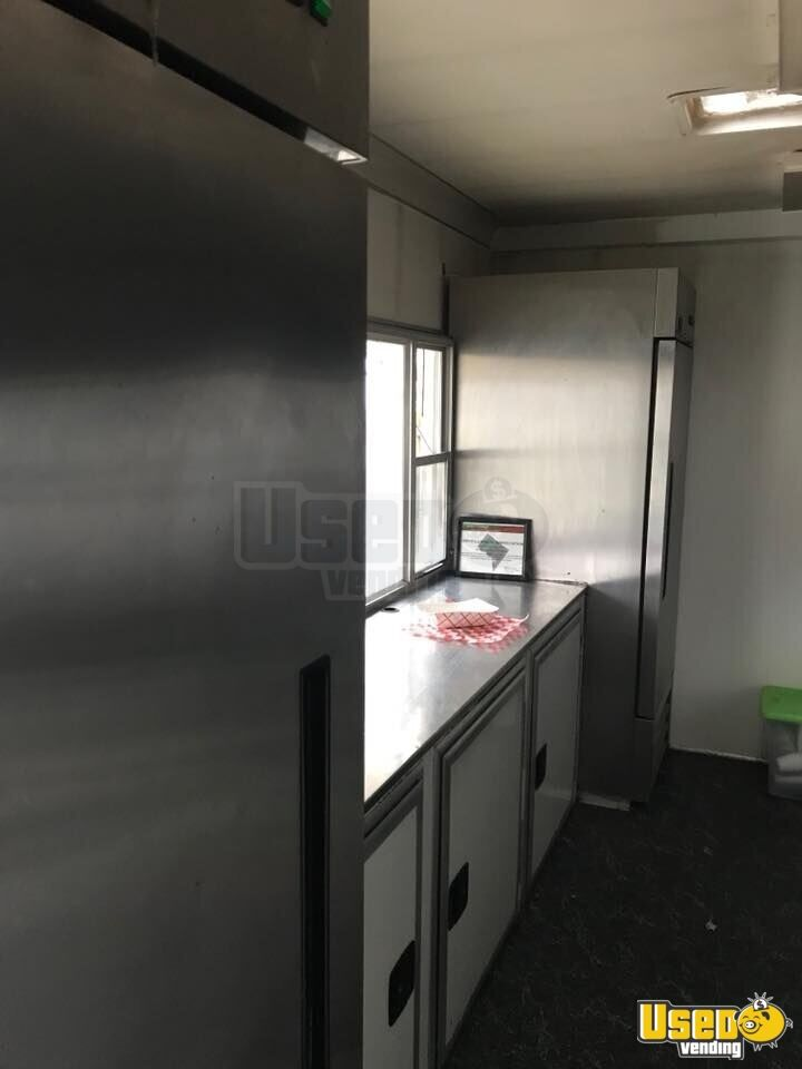 2017 Kitchen Food Trailer Propane Tank New Jersey for Sale - 6