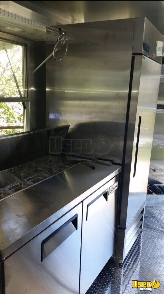 2017 Kitchen Food Trailer Refrigerator New Jersey for Sale - 10
