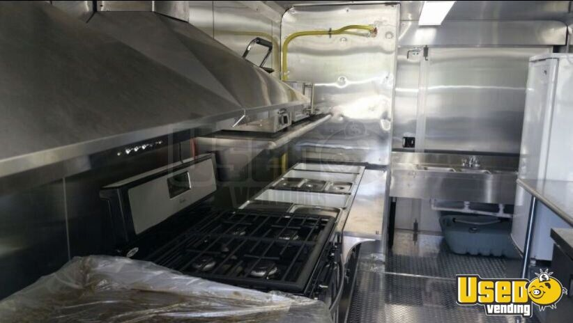 2017 Kitchen Food Trailer Shore Power Cord New Jersey for Sale - 7