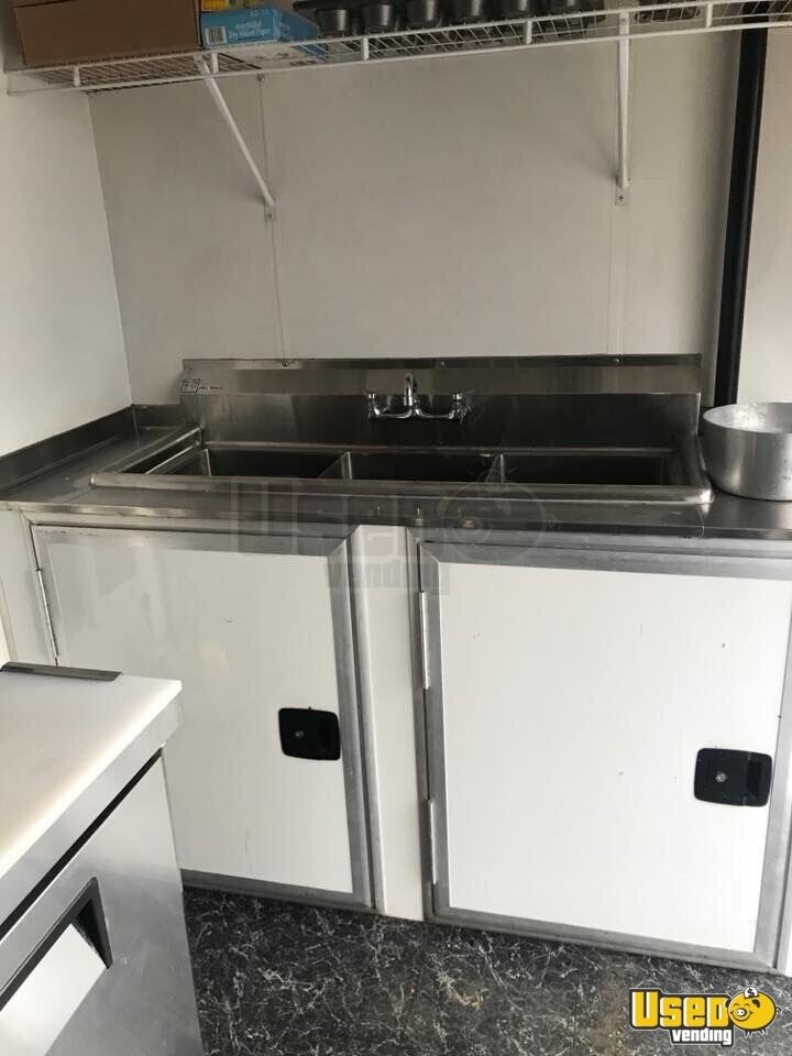 2017 Kitchen Food Trailer Shore Power Cord New Jersey for Sale - 8