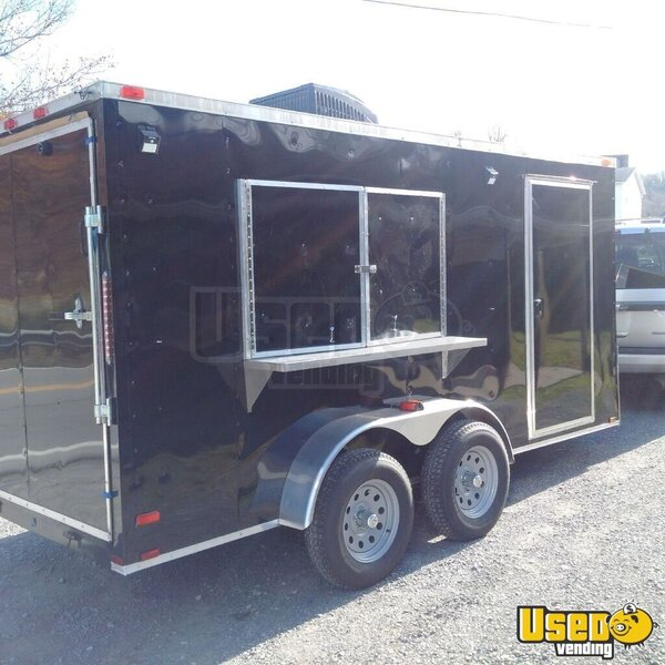2017 Kitchen Food Trailer South Carolina for Sale