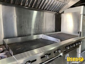 2017 Kitchen Trailer Kitchen Food Trailer Stainless Steel Wall Covers Florida for Sale