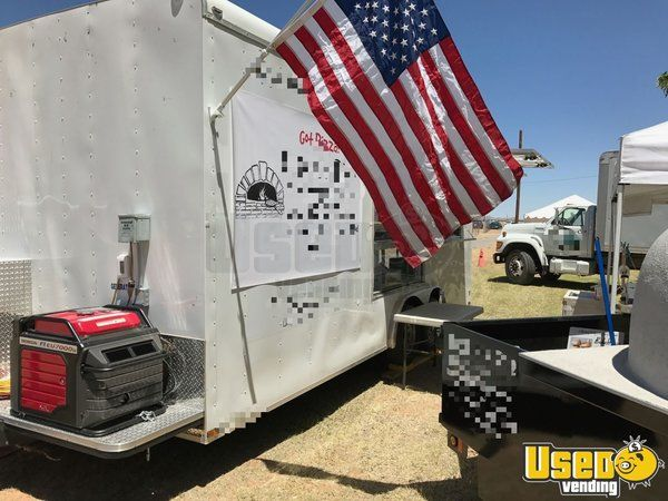 2017 Lark Concession Trailer Diamond Plated Aluminum Flooring New Mexico for Sale