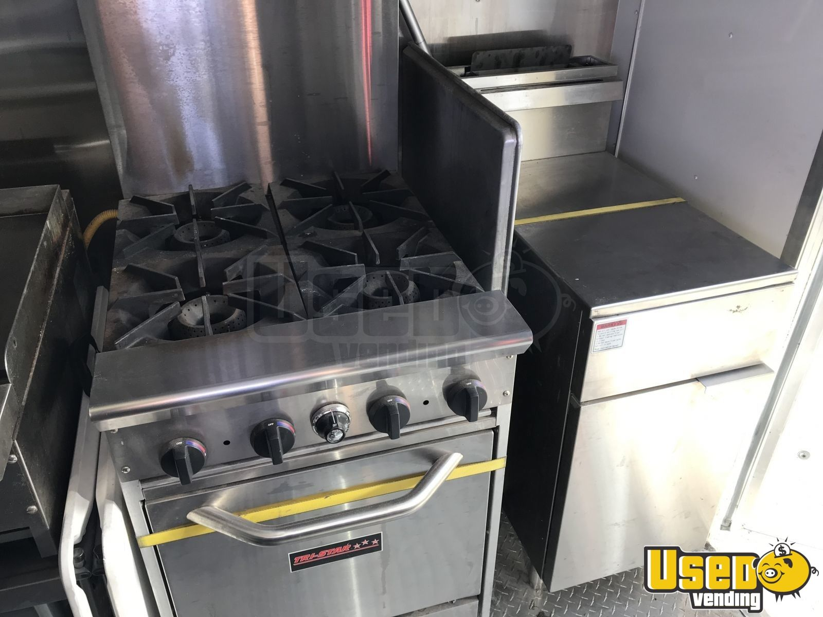 2017 Lark Concession Trailer Microwave New Mexico for Sale - 15