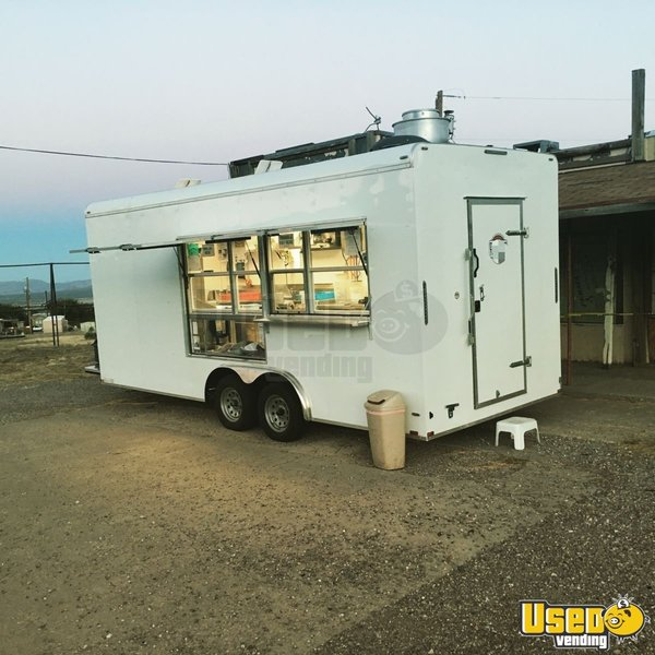 2017 Lark Concession Trailer New Mexico for Sale