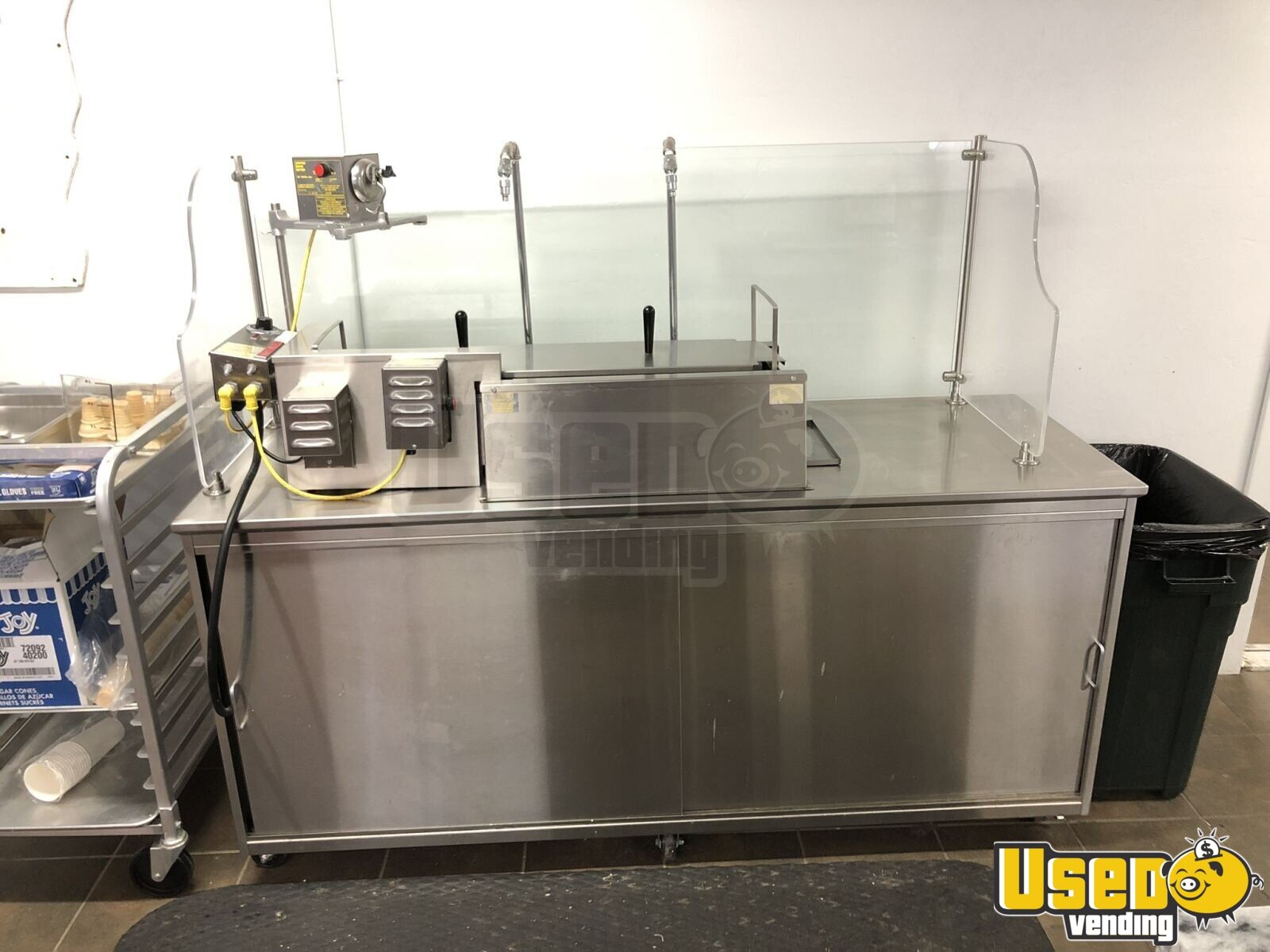 2017 Lil Orbits Ss2400 With Advanced Filtration Cabinet Cart 2 Wisconsin for Sale - 2