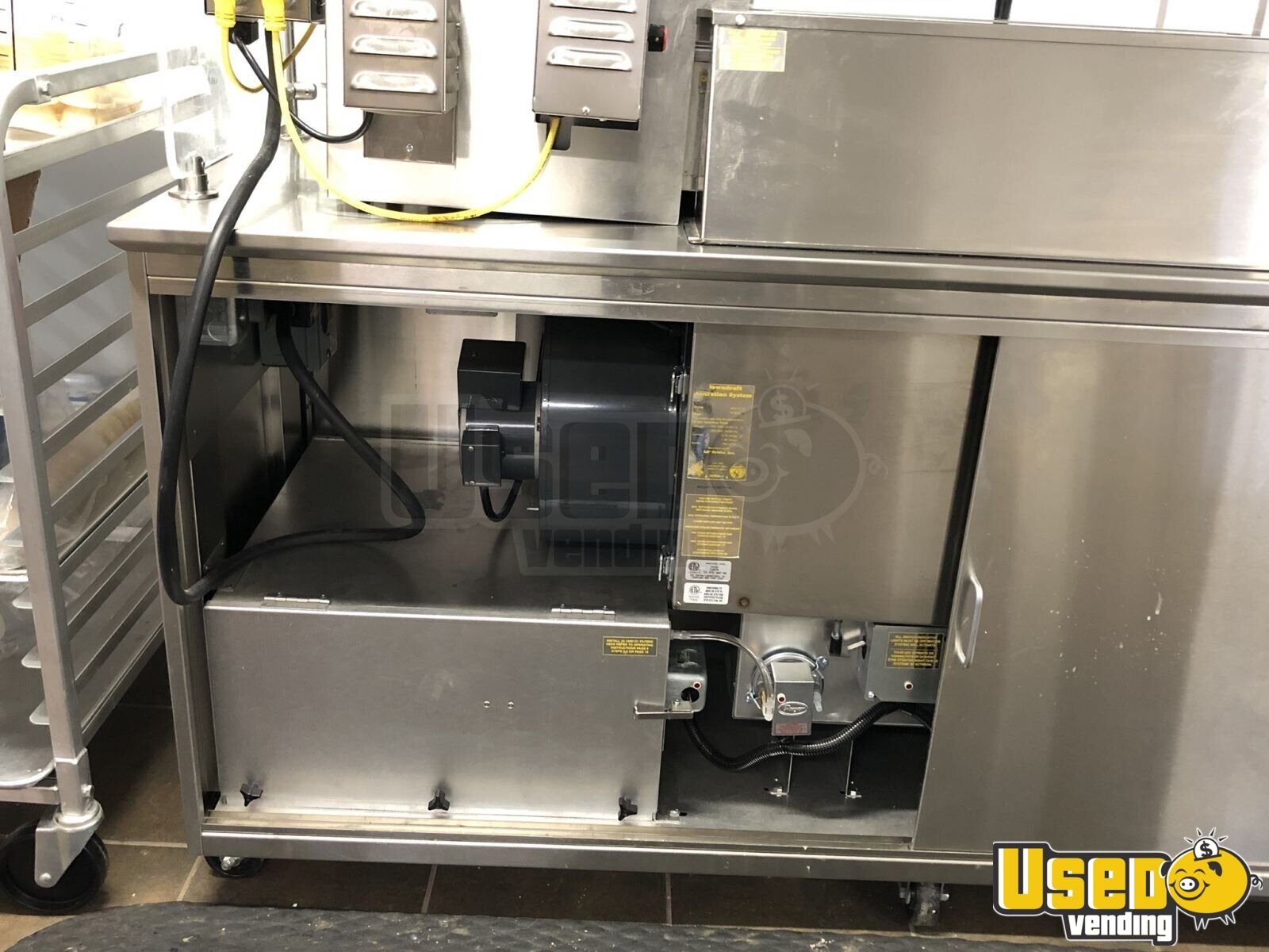 2017 Lil Orbits Ss2400 With Advanced Filtration Cabinet Cart 3 Wisconsin for Sale - 3