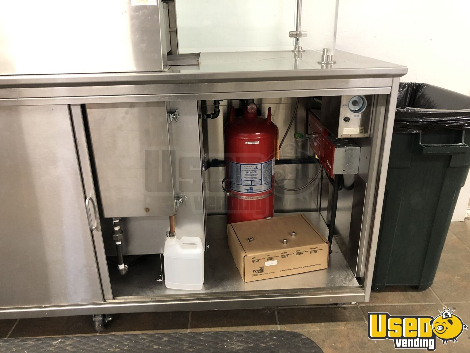 2017 Lil Orbits Ss2400 With Advanced Filtration Cabinet Cart 4 Wisconsin for Sale - 4