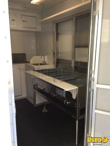 2017 Mk 202-8 Food Concession Trailer Concession Trailer Insulated Walls Minnesota for Sale