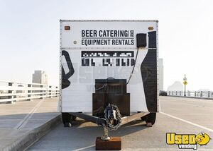 2017 Mobile Tapproom Beer Trailer Beverage - Coffee Trailer 7 California for Sale