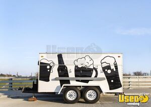2017 Mobile Tapproom Beer Trailer Beverage - Coffee Trailer Additional 2 California for Sale