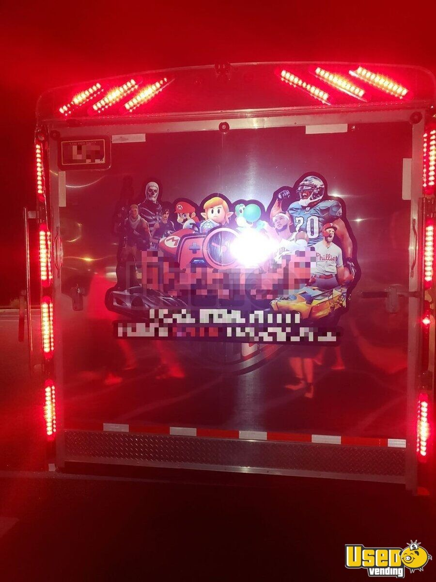 2017 N/a Party / Gaming Trailer Awning New Jersey for Sale - 9