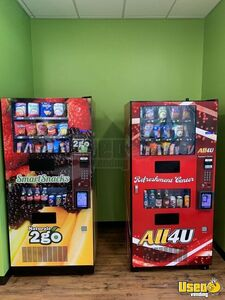 2017 Ntg4000 Naturals 2 Go Vending Combo 2 North Carolina for Sale