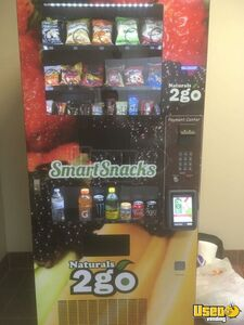 2017 Ntg5000 Naturals 2 Go Vending Combo 2 Texas for Sale