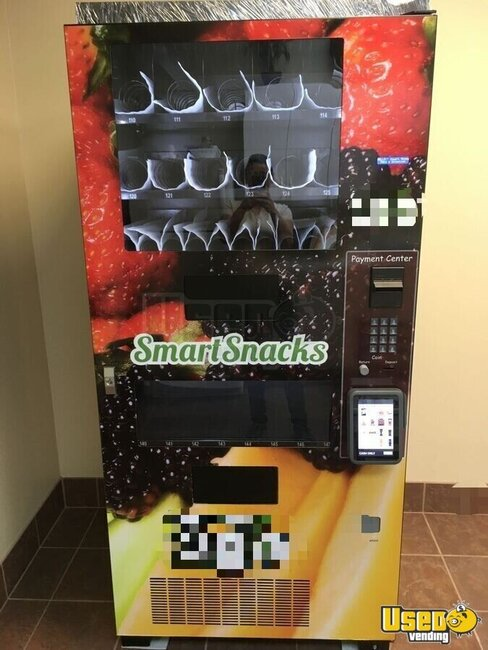 2017 Ntg5000 Naturals 2 Go Vending Combo Texas for Sale