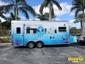 2017 - 20' Marketing / Mobile Business Trailer for Sale in Florida!!!