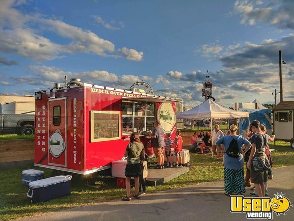 2017 Pizza Trailer Vermont for Sale