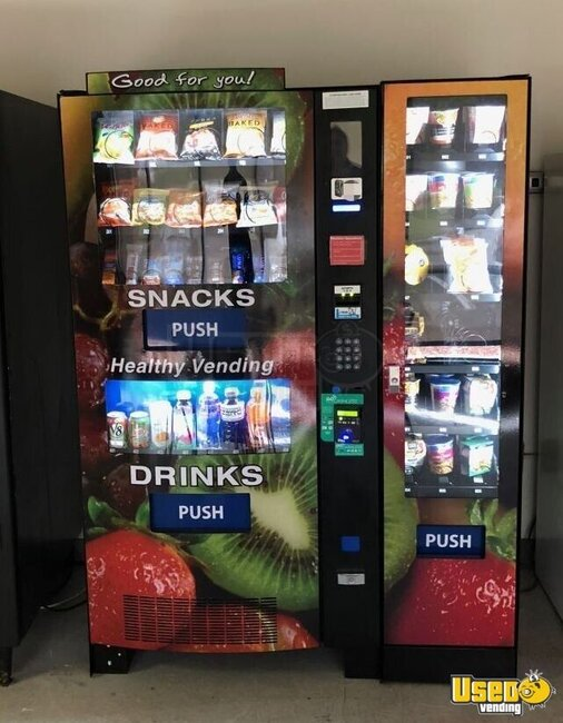 2017 Seaga Hy2100 Healthy You Vending Combo South Carolina for Sale