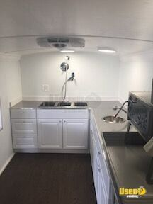 2017 Shaved Ice Concession Trailer Snowball Trailer Concession Window Texas for Sale - 3