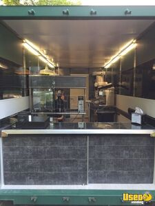 2017 Shipping Container Coffee Concession Trailer Beverage - Coffee Trailer Concession Window Rhode Island for Sale