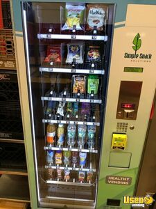 2017 Vision Combo Plus V5 Other Healthy Vending Machine 13 New Jersey for Sale