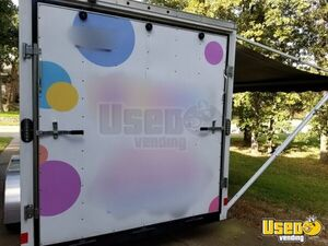 2017 Wells Cargo Mobile Boutique Truck Interior Lighting Texas for Sale