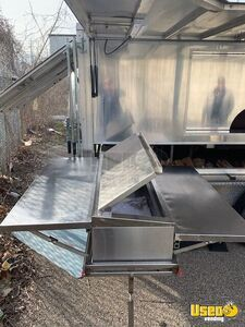 2017 Wood-fired Pizza Trailer Pizza Trailer A/c Power Outlets Ohio for Sale