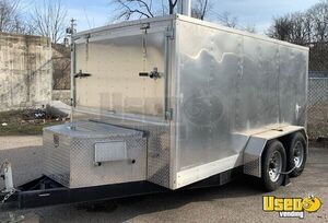 2017 Wood-fired Pizza Trailer Pizza Trailer Awning Ohio for Sale