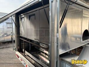 2017 Wood-fired Pizza Trailer Pizza Trailer Breaker Panel Ohio for Sale