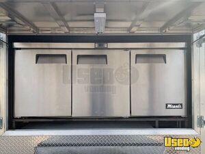 2017 Wood-fired Pizza Trailer Pizza Trailer Interior Lighting Ohio for Sale