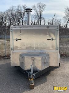 2017 Wood-fired Pizza Trailer Pizza Trailer Shore Power Cord Ohio for Sale