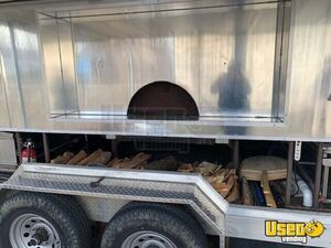 2017 Wood-fired Pizza Trailer Pizza Trailer Triple Sink Ohio for Sale