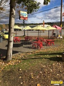 2017 Worldwide Concession Trailer Awning New Hampshire for Sale