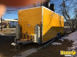 2017 Worldwide Concession Trailer Concession Window New Hampshire for Sale