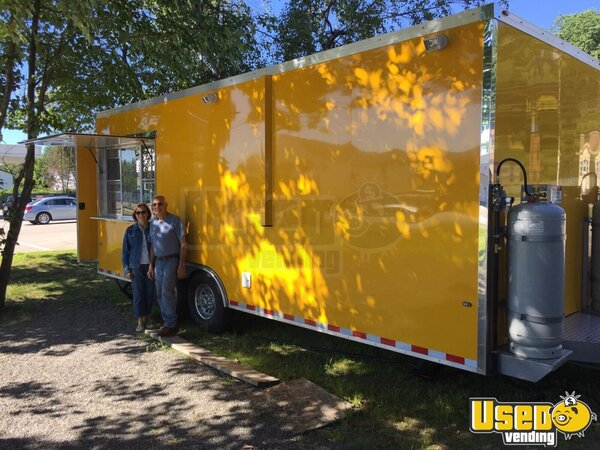 2017 Worldwide Concession Trailer New Hampshire for Sale