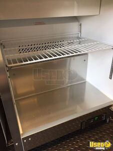 2017 Worldwide Concession Trailer Prep Station Cooler New Hampshire for Sale