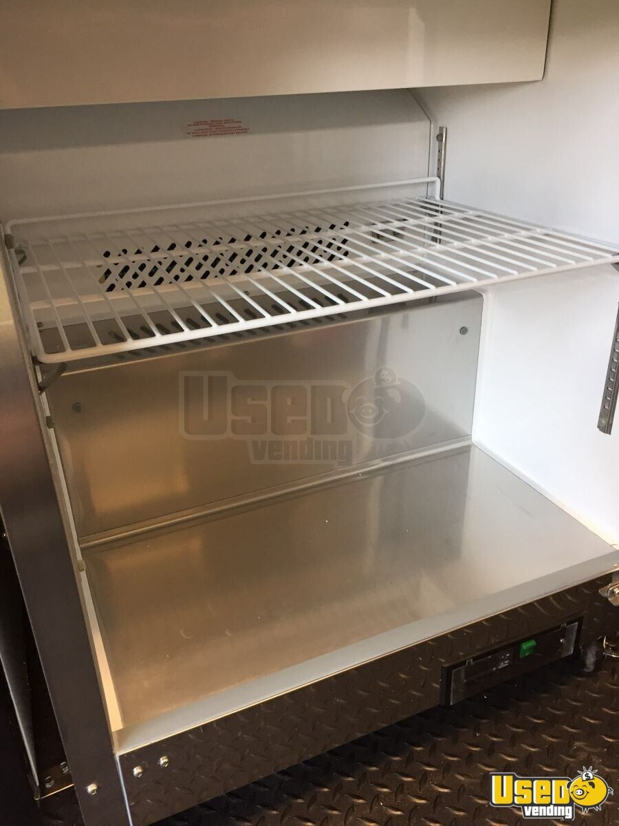 2017 Worldwide Concession Trailer Prep Station Cooler New Hampshire for Sale - 12